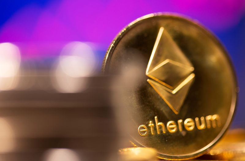 Analysis: Cryptocurrency ethereum is flourishing but risks linger